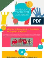 Donación Organos