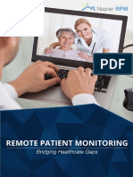 Remote Patient Monitoring (RPM)