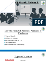 types of aircraft
