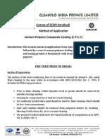 CPCC Application