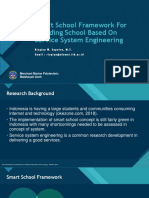 Presentation - Smart Boarding School Framework