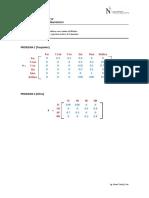 11l - Cadenas de Markov (Matriz de Transicion) (Solucionario) (1)