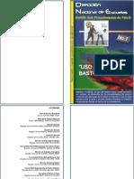 Manual Didactico USO DEL TONFA 090908