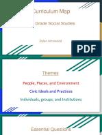 curriculum map 2nd grade social studies