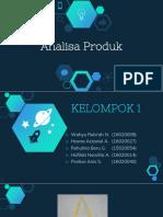 Wirus Kel 1 3k1k2 - Analisa Produk