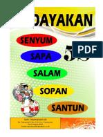 Slogan 5-S