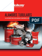 Folleto Alambres Tubulares Esp