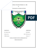 TPA- Gross Negligence As Constructive Notice.docx