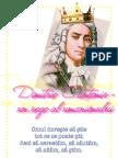 Dimitrie Cantemir - un print al umanismului