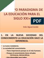 PPT Nuevo Paradigma d la Ed. del Siglo XXI Taller 5.pptx