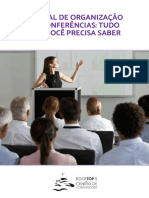 ebook organizaçao de conferencias