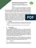 Informe 04 de Leche