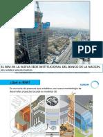 Ing. Badin Mallqui - El BIM en la nueva sede institucional del Banco de la Nación.pdf