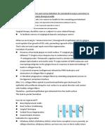 Periodontal Regeneration Notes