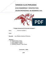 1.Informe Concreto Armado