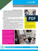 11-22-10 Haiti Cholera Report