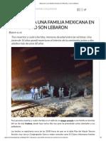 Masacran a una familia mexicana en Reynosa, no son LeBaron.pdf