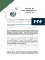 Background Brief Vietnam Defence White Paper 1-3