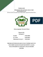 Cover  makalah STKIP Sampit