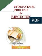 MODELO DE EJECUTORIAS