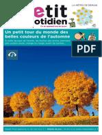 Le Petit Quotidien 5754
