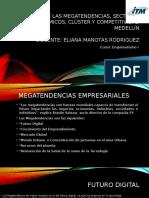 Estudio de Las Megatendencias, Sectores Económicos,Cluster y Competitividad de Medellin