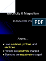 Electricity and Magneticity