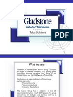 Gladstone Telco Solutions - Short
