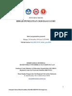 Panduan RFP 2020 Kategori GURU