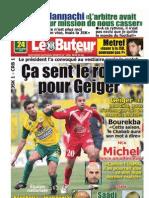 LE BUTEUR PDF du 24/11/2010
