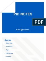 PID Notes