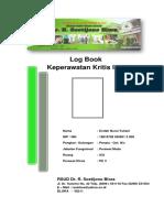 Log Book PERAWAT Icu