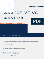 Adjective Part 2