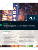 Chapter 2 - The Price System and the Microeconomy