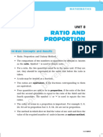 Ratio & Proportion Part 1