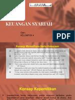 Ppt Ak.syariah (Sitem Keuangan Syariah) Kel 4