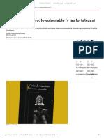 Griselda Gambaro_ Lo Vulnerable (y Las Fortalezas) Del Teatro