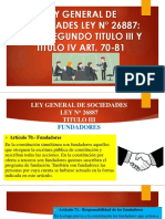 Diapositivas de Sociedades