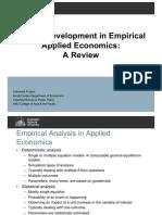 Empirical UI UGM2019