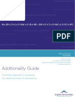 Additionality Guide 0