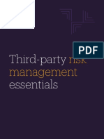 eBook Third Party Risk Management Man