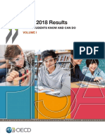 Rezultate PISA 2018