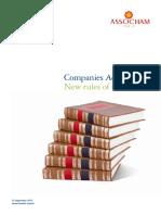 Companies Bill - Assocham