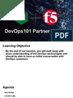 DevOps 101 Partner