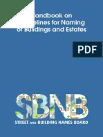 SBNB Handbook