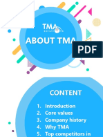 Topic-1 About TMA