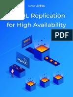 MySQL Replication for High Availability