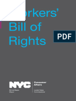 workers biil of rights manual