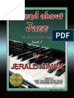 Jazzed About Jazz Sample PDF Book Jerald Simon