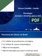 Forum Estadao Oncologia